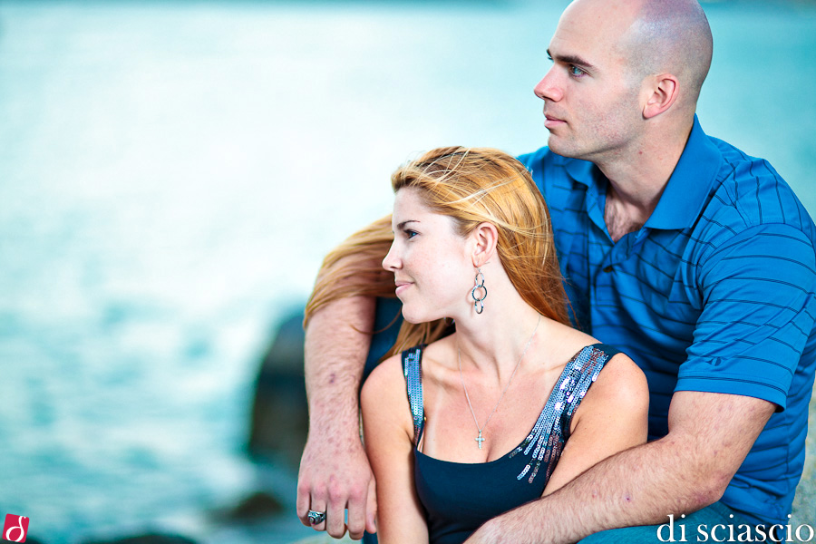 engagement photography of Jennifer and Stephen in Miami, FL from Lisette and Alessandro Di Sciascio of Di Sciascio Photography, South Florida wedding photography from Fort Lauderdale wedding photographers.