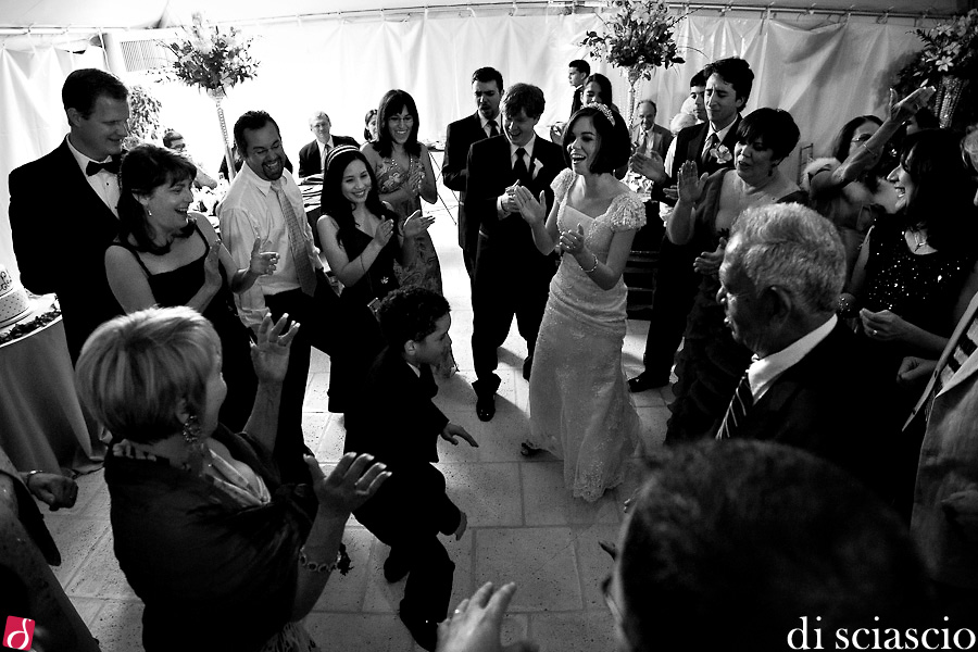 Villa Salcedo Wedding photography of Natalie De Diego and Andy Holmes in Miami, FL, Wedding in South Florida from Lisette and Alessandro Di Sciascio of Di Sciascio Photography, South Florida wedding photography from Fort Lauderdale wedding photographers.