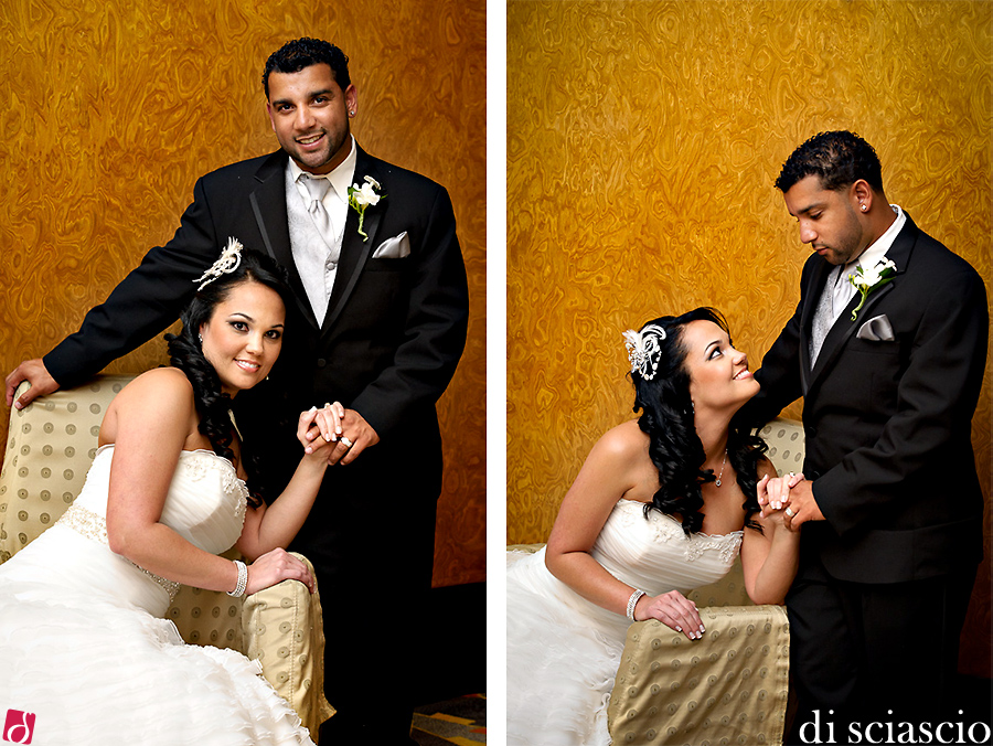 Wedding photography of Mari Ann Alsina and Harold Valenzuela - wedding at the Hard Rock Cafe in Hollywood, FL, Wedding in South Florida from Lisette and Alessandro Di Sciascio of Di Sciascio Photography, South Florida wedding photography from Fort Lauderdale wedding photographers.