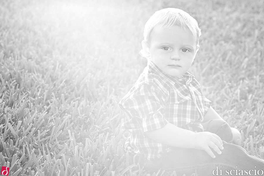 South Florida Child Photography of Gavin Hurst in Hollywood, FL from Lisette and Alessandro Di Sciascio of Di Sciascio Photography, South Florida wedding photography from Miami wedding photographers.