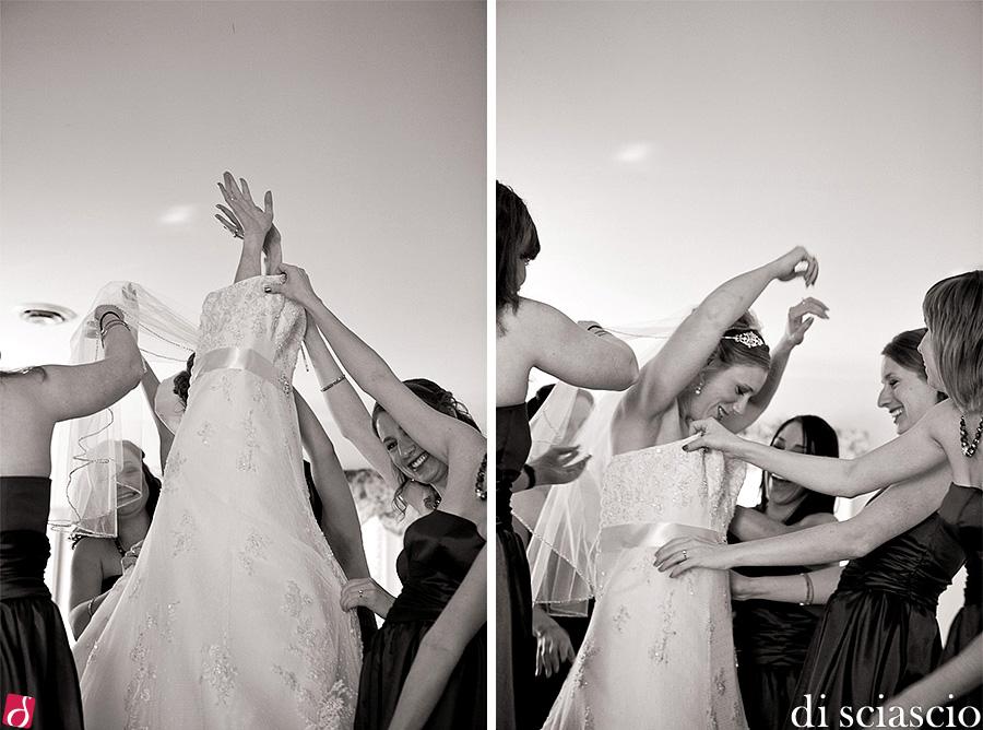 Richmond Wedding photography of Krystin Gokey and Jim Ryan in Richmond VA, from Lisette and Alessandro Di Sciascio of Di Sciascio Photography, Miami wedding photography from Miami wedding photographers.