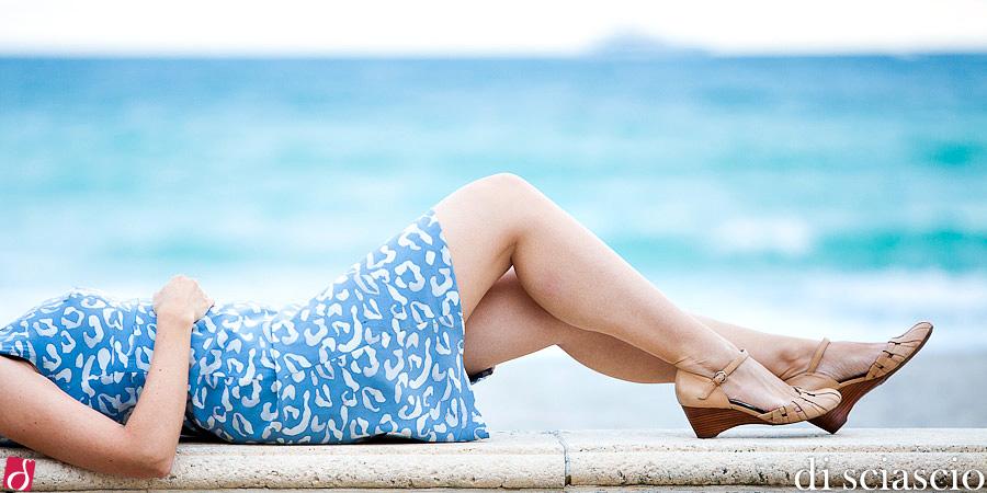 Stephanie and Drack – South Florida Engagement Photographer – Hollywood Beach