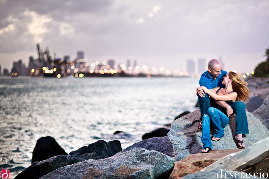 Jennifer and Stephen – Miami Engagement Photographers